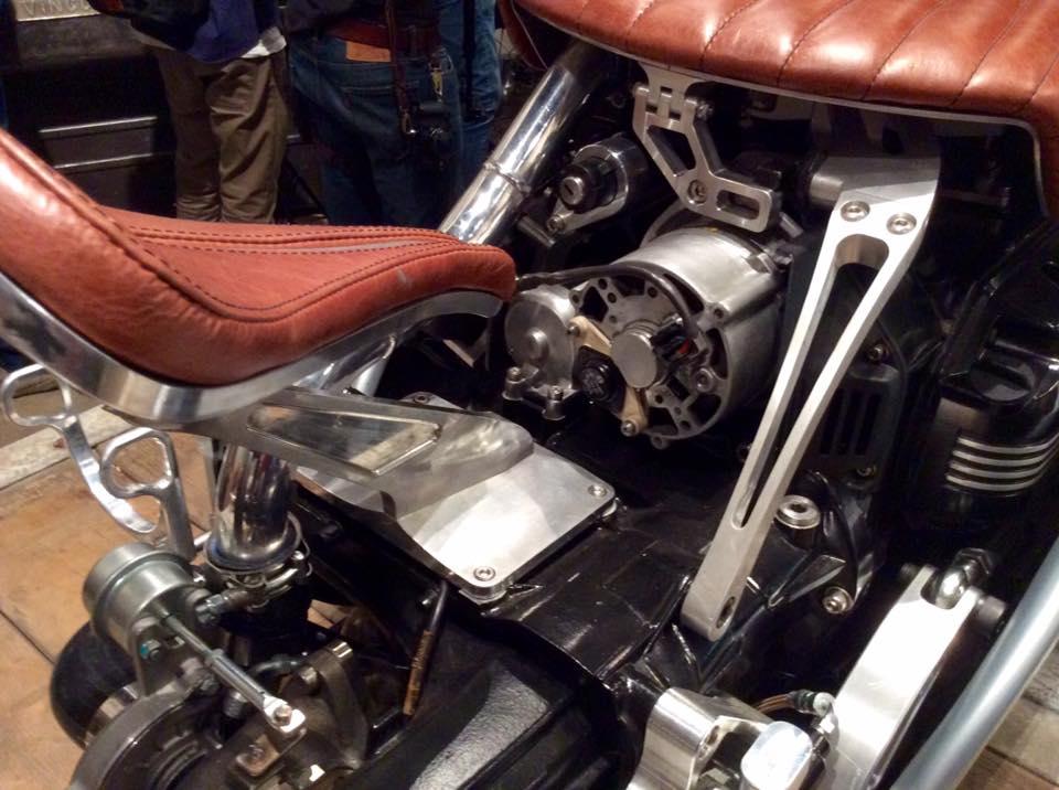 Custom BMW K Bike-5