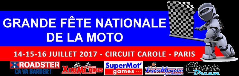 FETE NAT MOTO CAROLE 2017