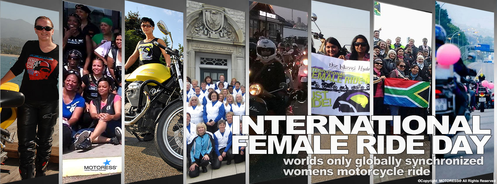 Female Ride Day 2016-2