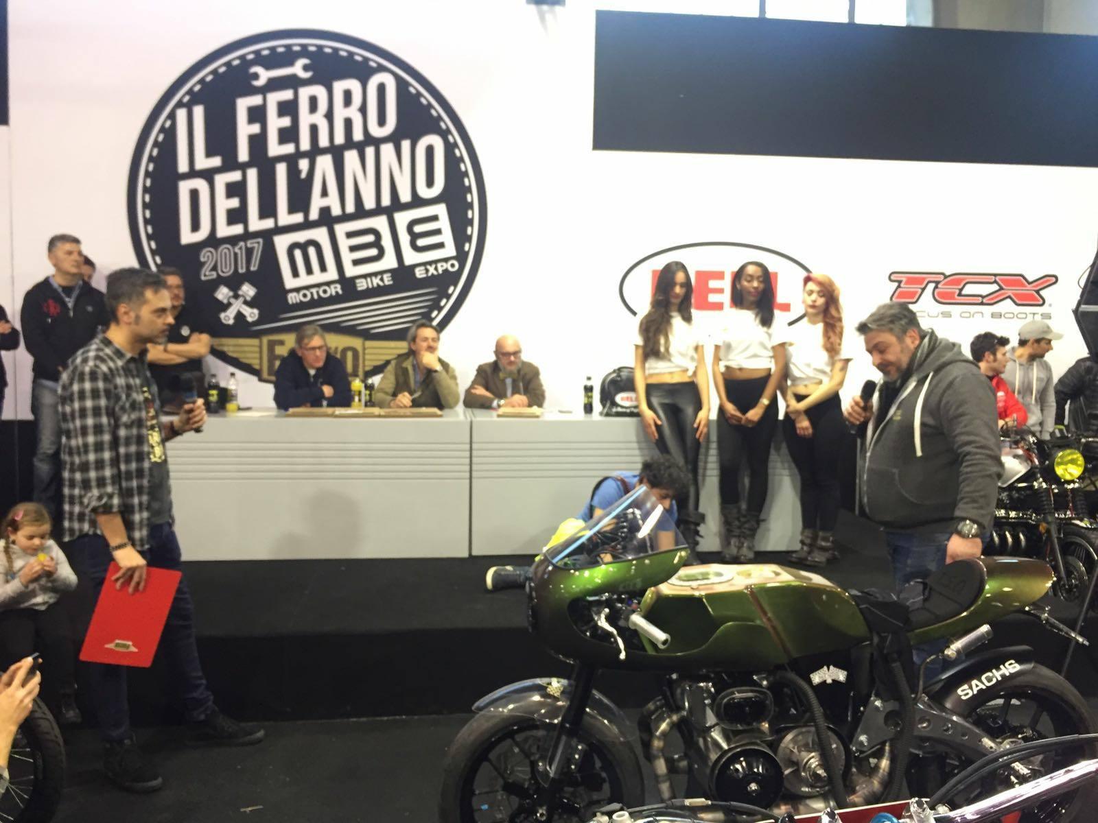 Ferro 21 Moto 2