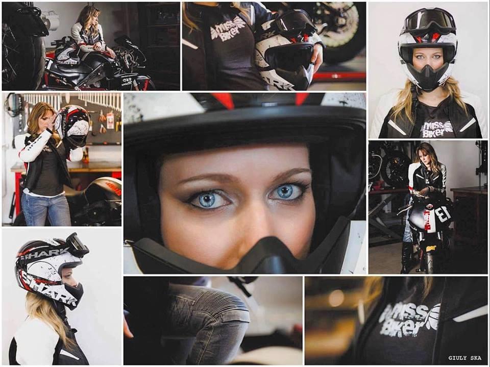 Miss Biker Shooting Melo6
