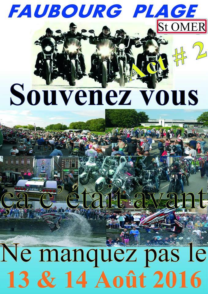 St Omer Bikers 2016-2