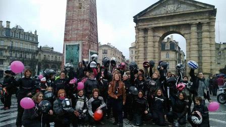 TOUTES EN MOTO 16 Mars 2017 Bordeaux