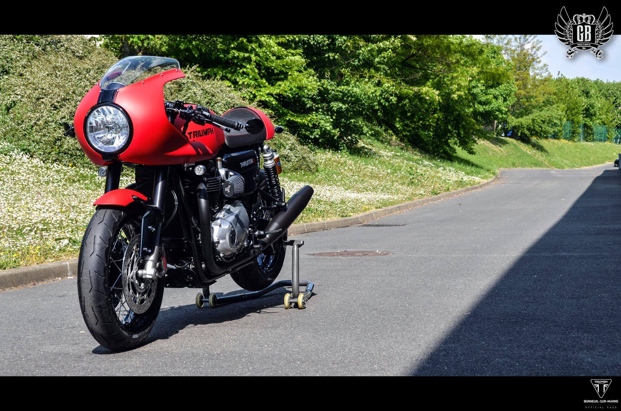 Triumph GB Motors 94 1