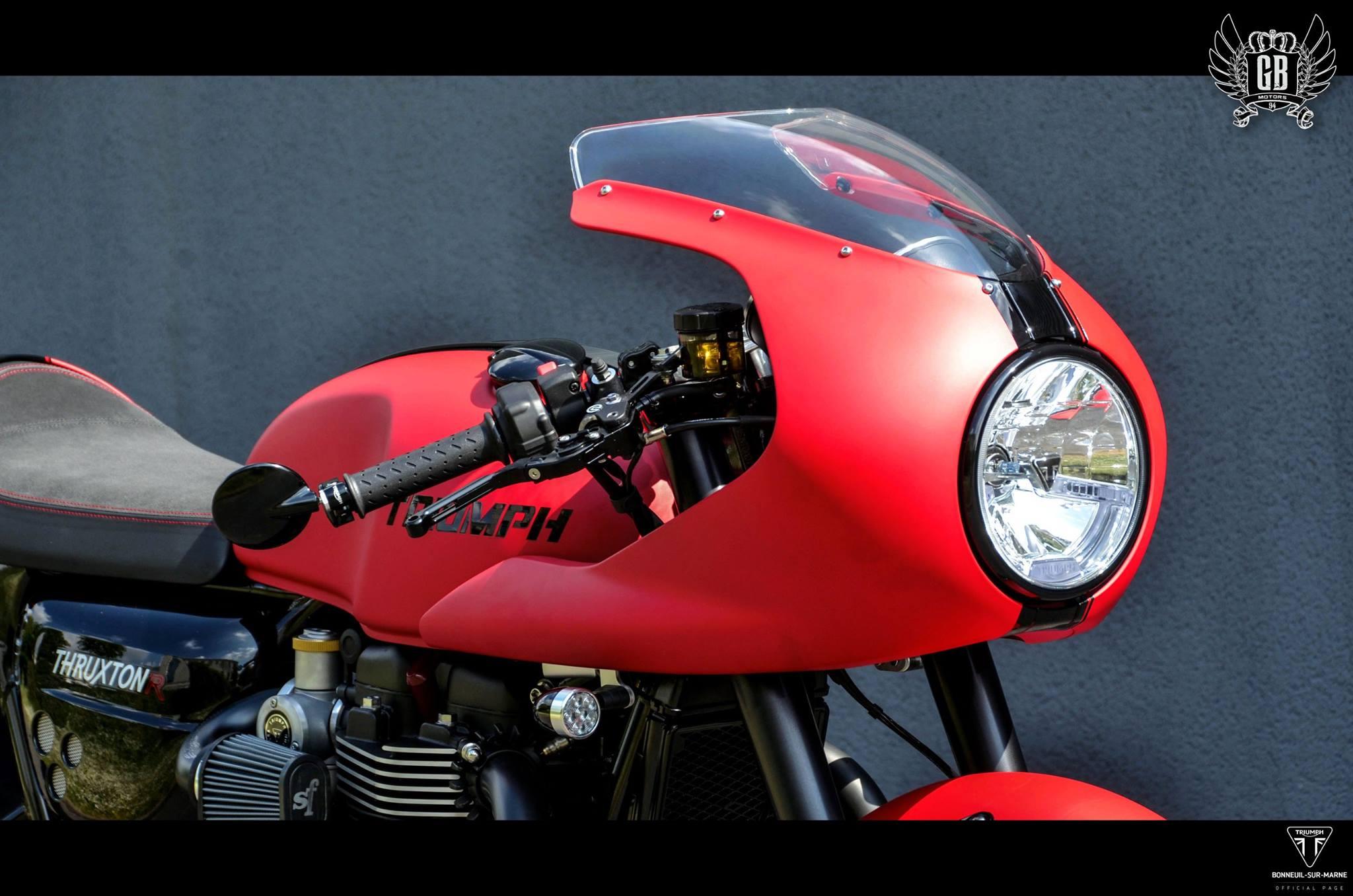 Triumph GB Motors 94 6