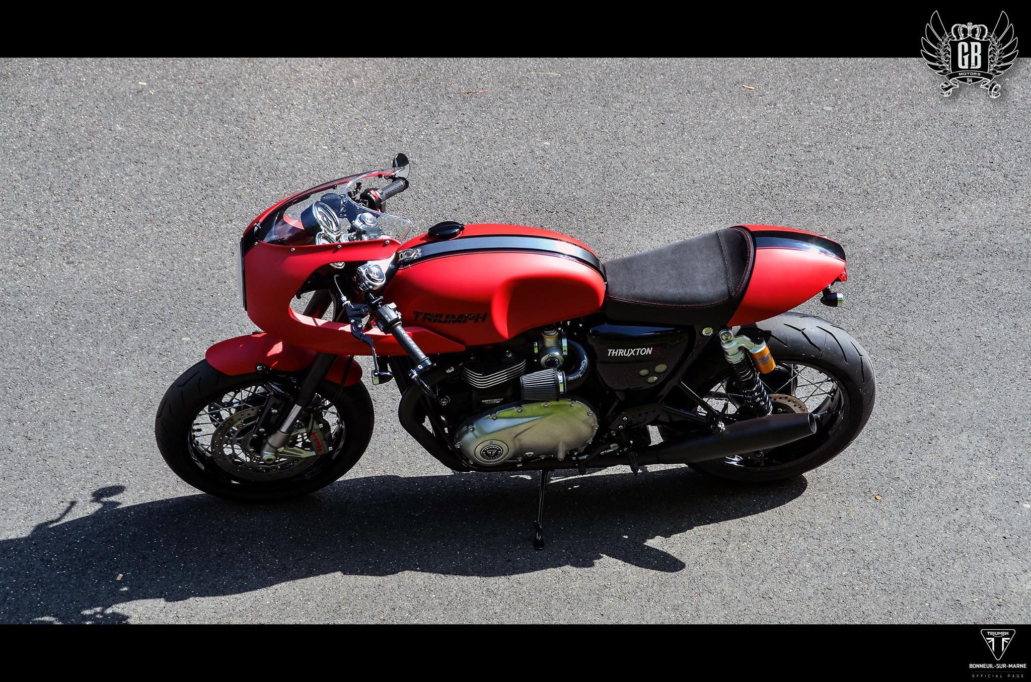 Triumph GB Motors 94 8