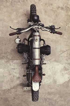 19 07 2016 BMW R65 Delux Motorcycles 09
