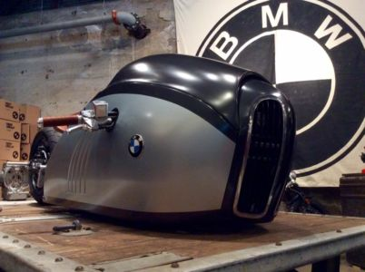 Custom BMW K Bike-1