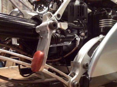 Custom BMW K Bike-4