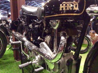 HRD Vincent Python Sport 500-1