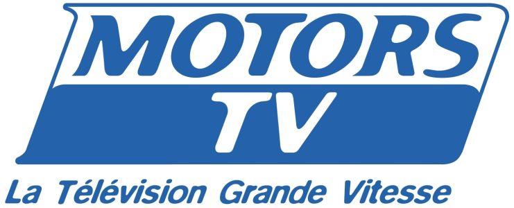 Logo Motors TV - BaselineFR