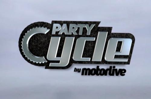 party cycle l mission moto de f vrier sur motors tv radmagazine. Black Bedroom Furniture Sets. Home Design Ideas
